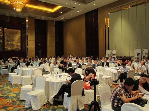 国际锌技术交流周锌冶炼及回收技术大会会场2